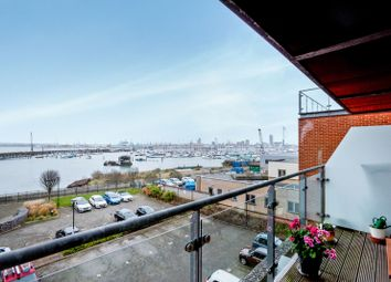 Thumbnail 2 bedroom flat to rent in Jacana Court, Rope Quays, Gosport