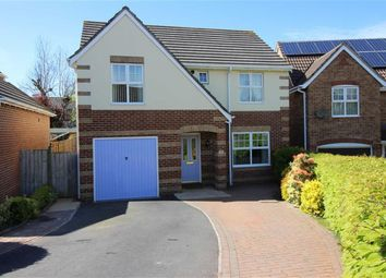 Thumbnail 4 bedroom detached house for sale in Coppice Gate, Barnstaple