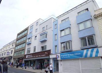 Thumbnail 2 bedroom flat to rent in Queens Road, Brighton