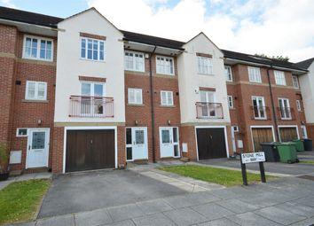 Thumbnail 4 bed town house to rent in Stone Mill Way, Meanwood, Leeds, West Yorkshire
