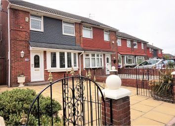 Thumbnail 3 bedroom semi-detached house for sale in Poplar Drive, Liverpool