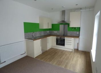 Thumbnail 2 bed flat to rent in Fore Street, St Austell, Cornwall