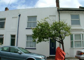 Thumbnail 3 bedroom terraced house to rent in Milton Road, Brighton