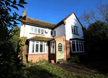 Thumbnail 3 bed detached house for sale in Witchford Road, Ely