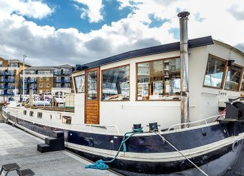 3 bed houseboat for sale in Limehouse Basin Marina, Limehouse E14