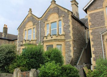 Thumbnail 2 bed flat for sale in Graham Road, Weston-Super-Mare, North Somerset