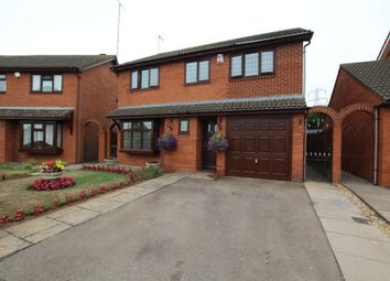 Thumbnail 4 bed detached house for sale in Shuna Croft, Walsgrave On Sowe, Coventry