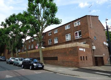 Thumbnail 4 bed flat to rent in Mowat Close, Islington