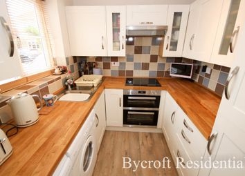Thumbnail 2 bed end terrace house for sale in Wright Close, Caister-On-Sea, Great Yarmouth