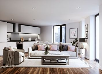 Thumbnail 1 bed flat for sale in St Martin's Place, St Martin's Street, Birmingham