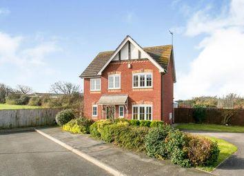 Thumbnail 4 bed detached house for sale in Ffordd Cae Felin, Prestatyn, Denbighshire