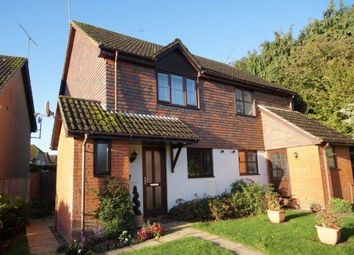 Thumbnail 3 bed semi-detached house for sale in Eggars Field, Bentley