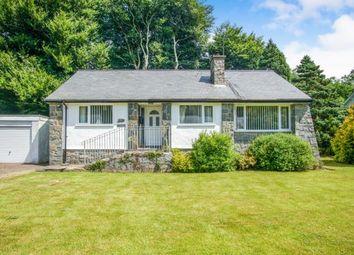 Thumbnail 3 bedroom bungalow for sale in Glyn Y Mor, Llanbedrog, Gwynedd, .