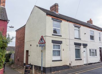 Thumbnail 2 bed end terrace house to rent in High Street, Irthlingborough, Wellingborough