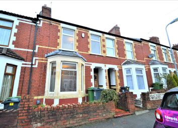 Thumbnail 3 bed terraced house to rent in Violet Place, Whitchurch, Cardiff.