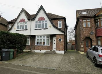 Thumbnail 3 bedroom semi-detached house for sale in Fairlight Avenue, London
