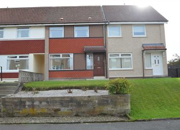 Thumbnail 2 bed terraced house for sale in Grange Avenue, Wishaw