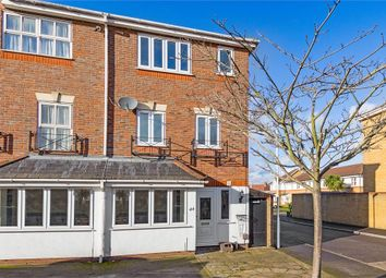 Thumbnail 4 bed end terrace house to rent in Tollgate Drive, Hayes, Middlesex