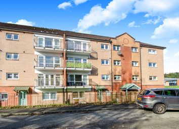 Thumbnail 3 bed flat for sale in Vaila Street, Glasgow