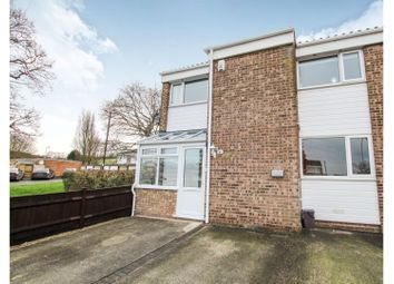 Thumbnail 3 bed end terrace house for sale in Tanorth Road, Whitchurch