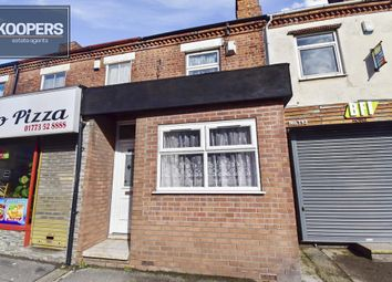 Thumbnail 2 bed terraced house for sale in Nottingham Road, Somercotes, Alfreton