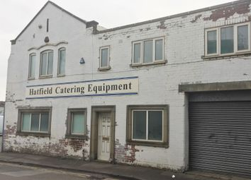 Thumbnail Commercial property for sale in Foundry Street, Chesterfield, Derbyshire