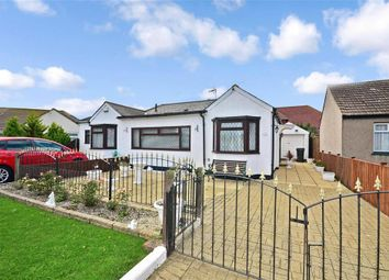 Thumbnail 3 bed bungalow for sale in Vauxhall Avenue, Herne Bay, Kent