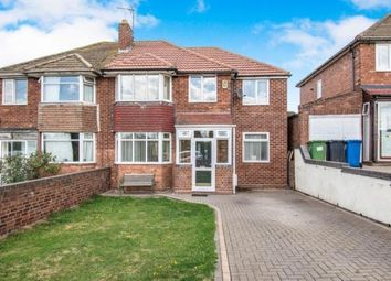 Thumbnail 5 bed semi-detached house for sale in Gorsy Bank Road, Hockley, Tamworth, Staffordshire