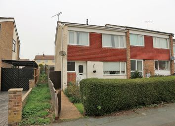 Thumbnail 3 bed end terrace house for sale in Long Meadows, Dovercourt, Harwich