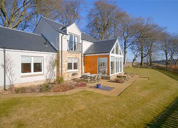 Thumbnail 4 bed detached house for sale in Rutherford Castle Drive, West Linton, Peeblesshire