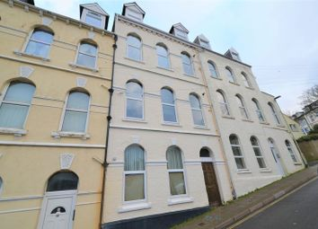 Thumbnail 3 bed flat to rent in 3 Bedroom Flat, Oxford Grove, Ilfracombe