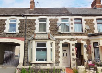 Thumbnail 3 bed terraced house for sale in Violet Row, Roath, Cardiff