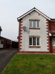 Thumbnail 2 bedroom semi-detached house to rent in West Drive, Heathhall, Dumfries