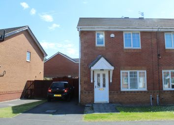 Thumbnail Semi-detached house for sale in Woodhurst Crescent, Dovecot, Liverpool