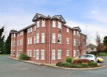 Thumbnail 2 bed flat for sale in Ashfield Gardens, Latchford, Warrington