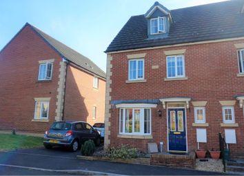 Thumbnail 4 bed town house for sale in Ffordd Y Glowyr, Ammanford