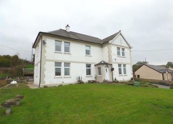 Thumbnail 4 bed detached house for sale in Thistledo, Kirkconnel, Sanquhar, Dumfries And Galloway