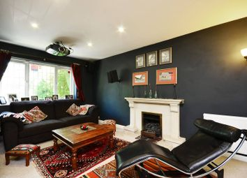 Thumbnail 4 bed detached house for sale in Norfolk Farm Road, Pyrford