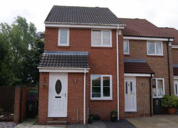 Thumbnail 2 bed end terrace house for sale in Rothbury Close, Killingworth, Newcastle Upon Tyne