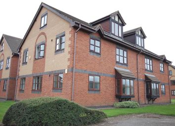 Thumbnail 2 bed flat to rent in Oakwood Close, Blackpool