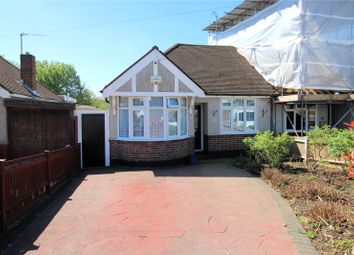 Thumbnail 2 bed bungalow for sale in Eversley Avenue, Barnehurst, Kent