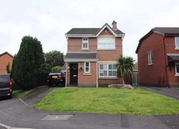 Thumbnail 3 bed detached house for sale in Crossford Close, Pemberton, Wigan