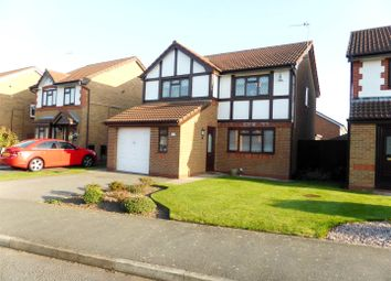 Thumbnail 4 bed detached house for sale in Rosewood Drive, Moreton
