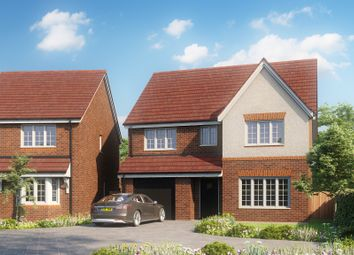Thumbnail 4 bed detached house for sale in Eve Lane, Dudley