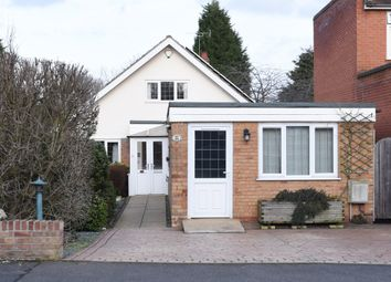 Thumbnail 4 bed detached bungalow for sale in Buxton Road, Sutton Coldfield