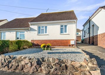 Thumbnail 2 bed bungalow for sale in Central Avenue, Exeter