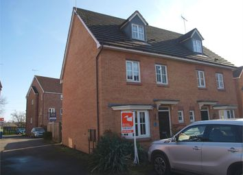 Thumbnail 4 bed semi-detached house for sale in St Matthews Street, Burton-On-Trent, Staffordshire