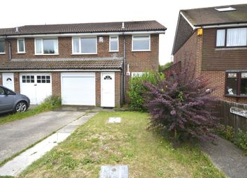 Thumbnail 3 bed semi-detached house to rent in Barnett Court, Minster, Ramsgate