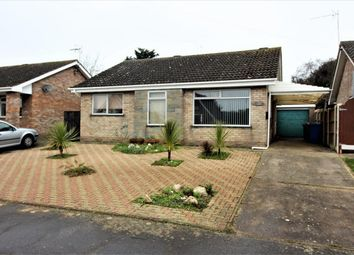 Thumbnail 3 bed detached bungalow to rent in Blackberry Way, Oulton, Lowestoft