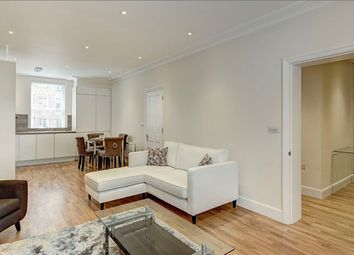 Thumbnail 1 bed flat to rent in Hamlets Gardens, London